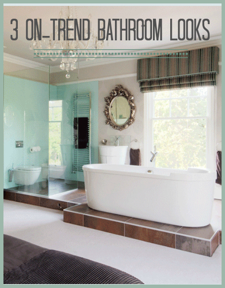 3 fabulous bathroom style for your home