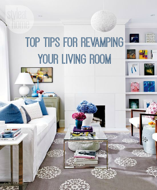 Revamping Your Living Room