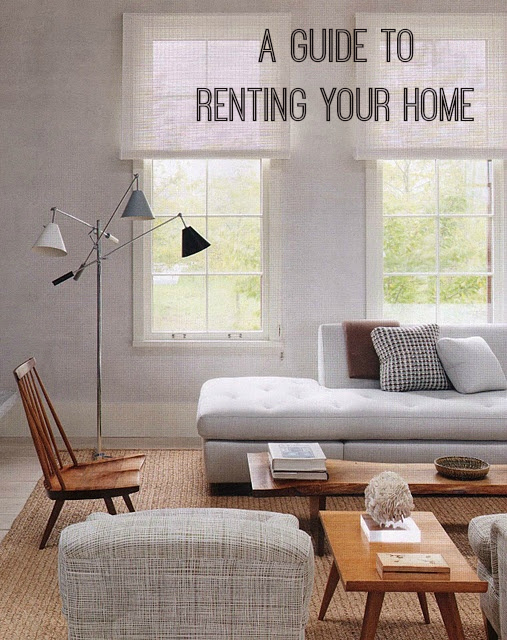Top Tips on renting out your property