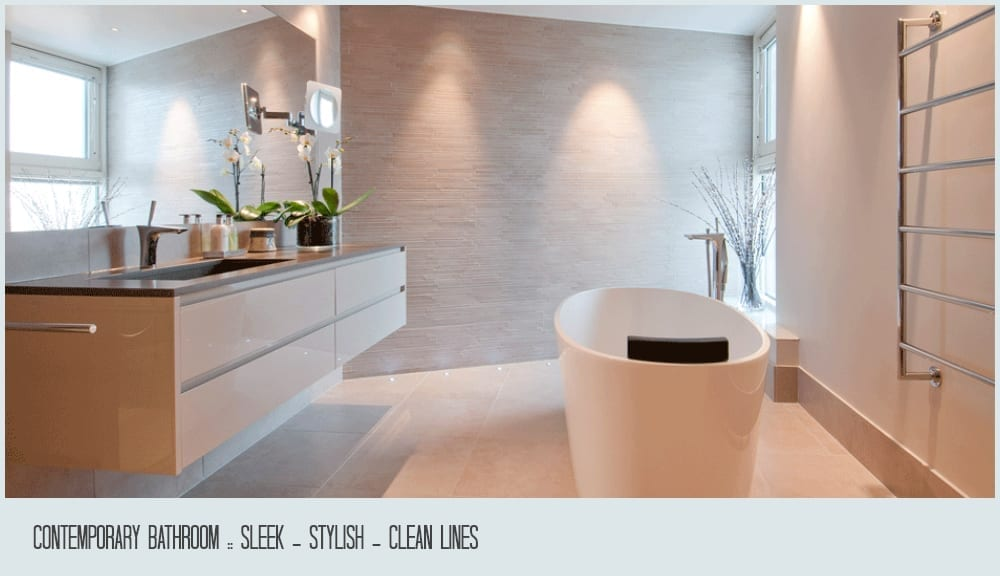 Chic Showcase 3 On Trend Bathroom Looks From C P Hart