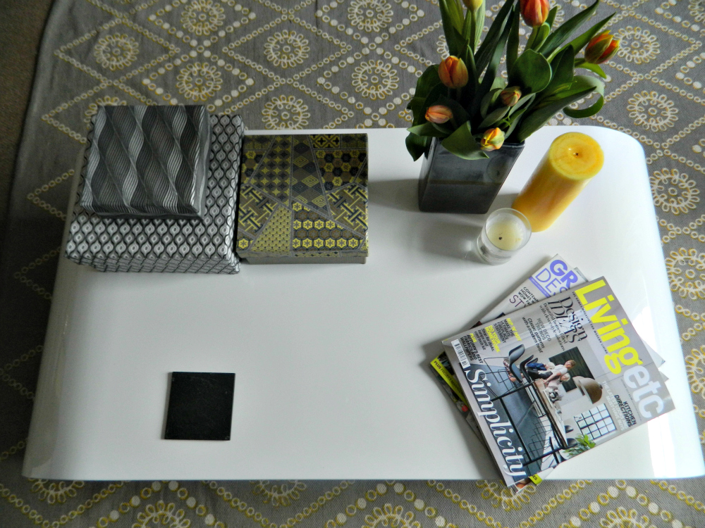 Dwell table