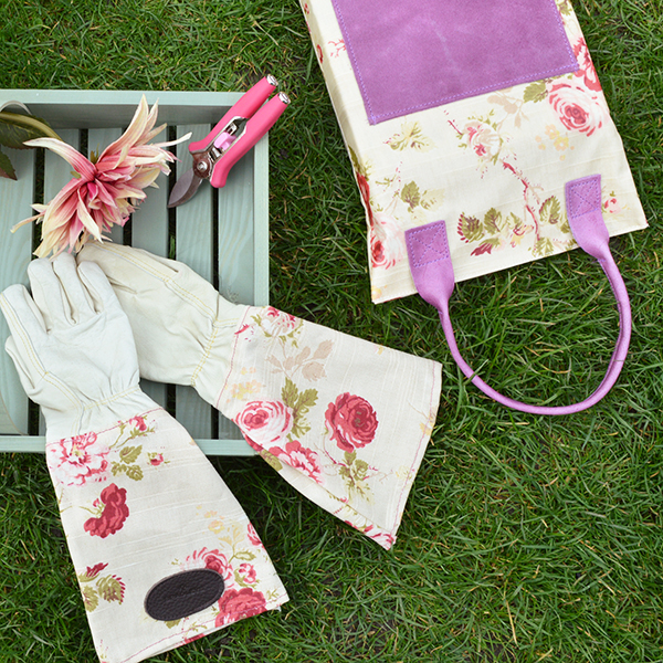 MiaFleur- Floral Leather Garden Gifts from £28.95