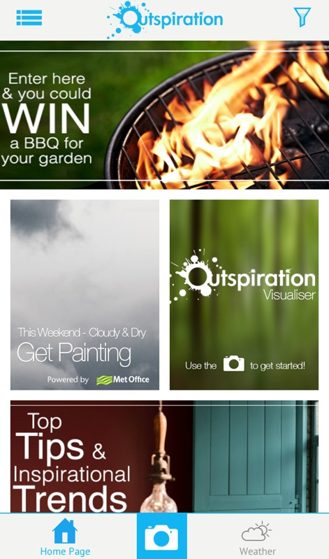Outspiration Screenshot