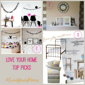 #LoveYourHome for Bloggers - 24th April