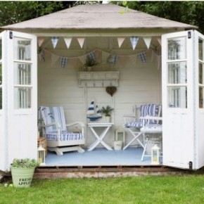 The Benefits of a Garden Room