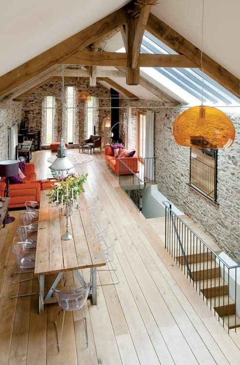 5 Ways To A Stylish Loft Conversion Love Chic Living