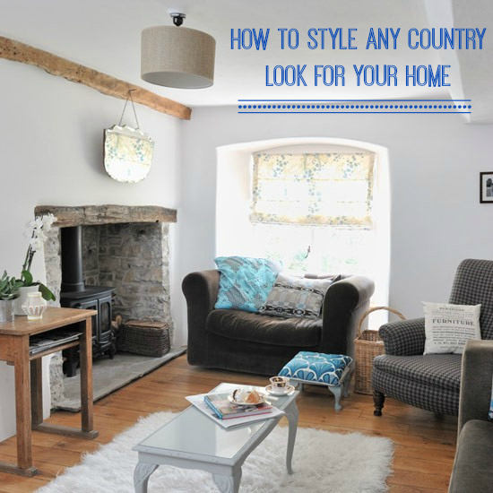 The Country Style More Than English Love Chic Living
