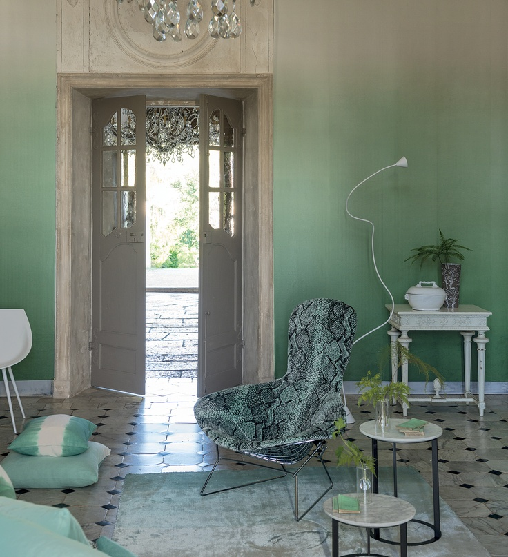 Designers Guild Saraille Wallpaper From Rocket St George Love Chic Living