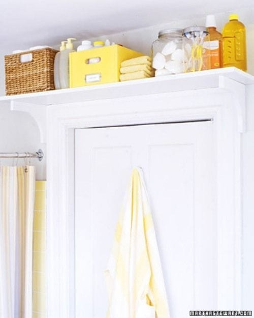 best bathroom storage