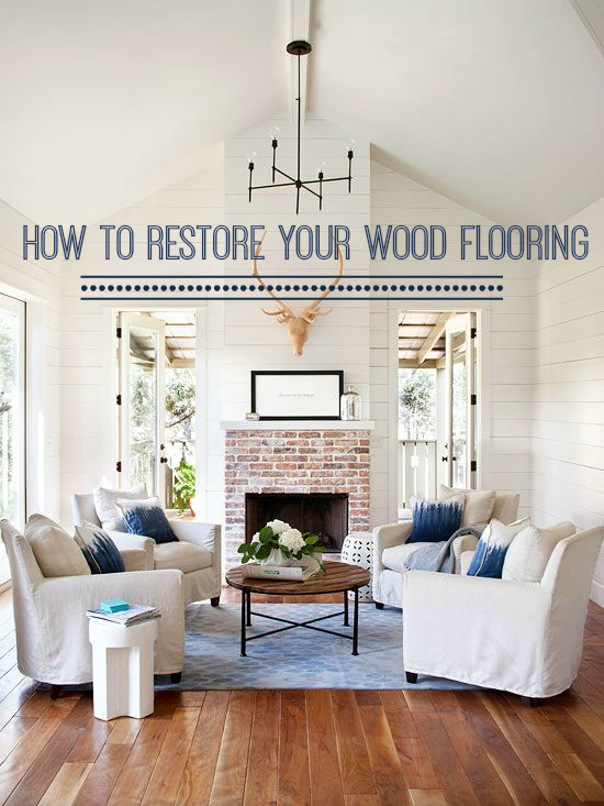 the complete guide to restoring your wood flooring