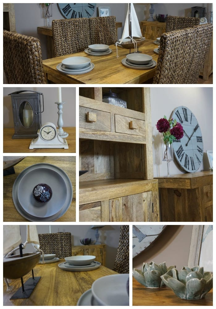 Dining makeover