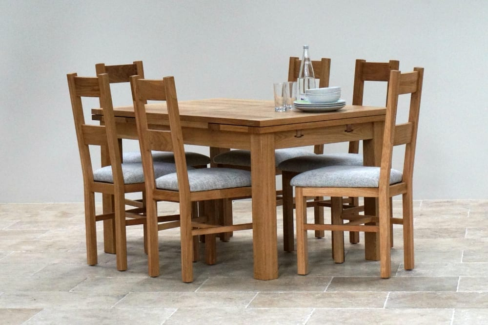 Dining set styling
