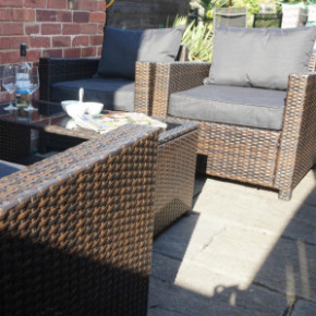 Review: Jakarta Conversation Sofa Set from Asda Direct