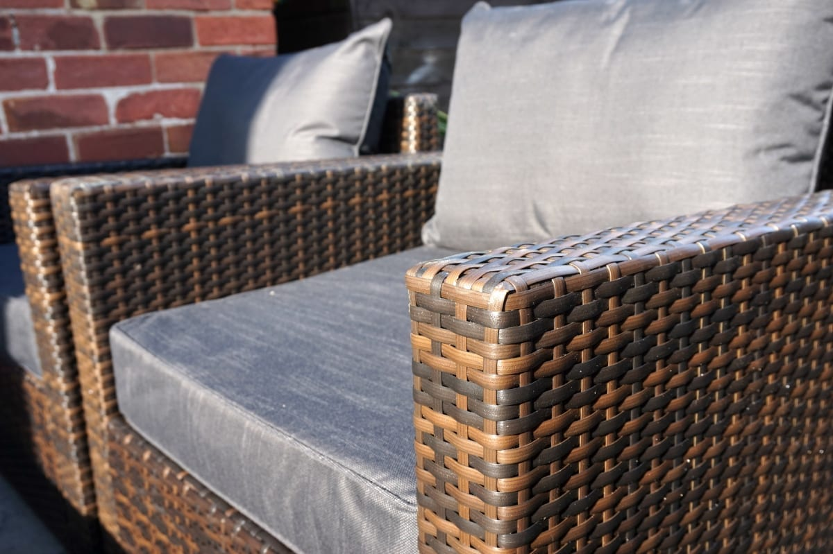 Garden Furniture Jakarta review: jakarta conversation sofa set from asda direct - love chic
