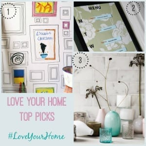 #LoveYourHome Linky for Bloggers 24th July