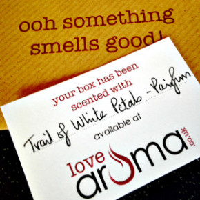 Review: Love Aroma Candles