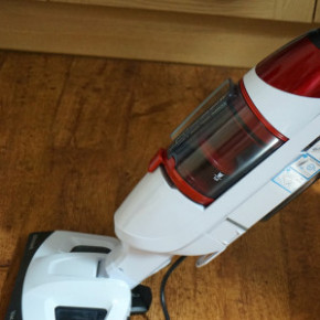 Review: Bissell Vac and Steam