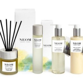 NEOM Organics Gets a Brand New Look #Neom2104