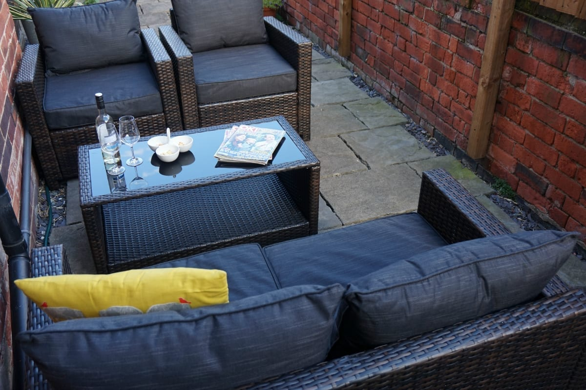 Jakarta Sofa Set from Asda Direct Review - Love Chic Living