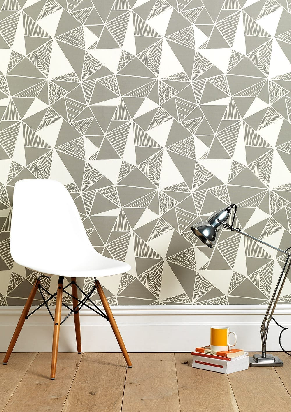 Wallpaper wednesday tress by sian elin love chic living for Decor interieur