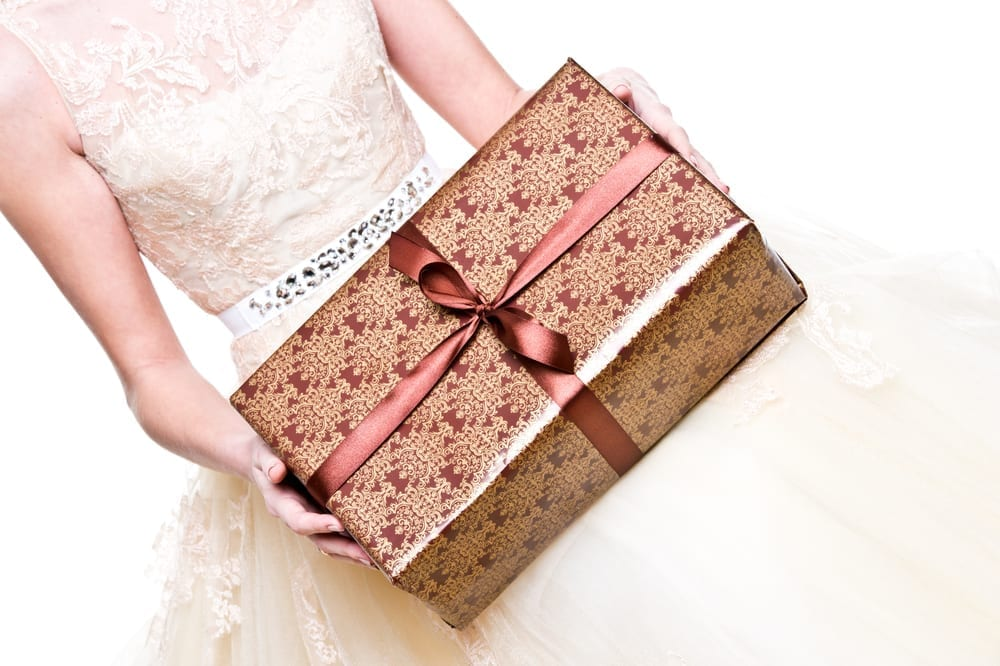 home wedding gift