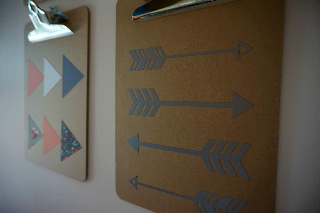 Cricut explore clipboards