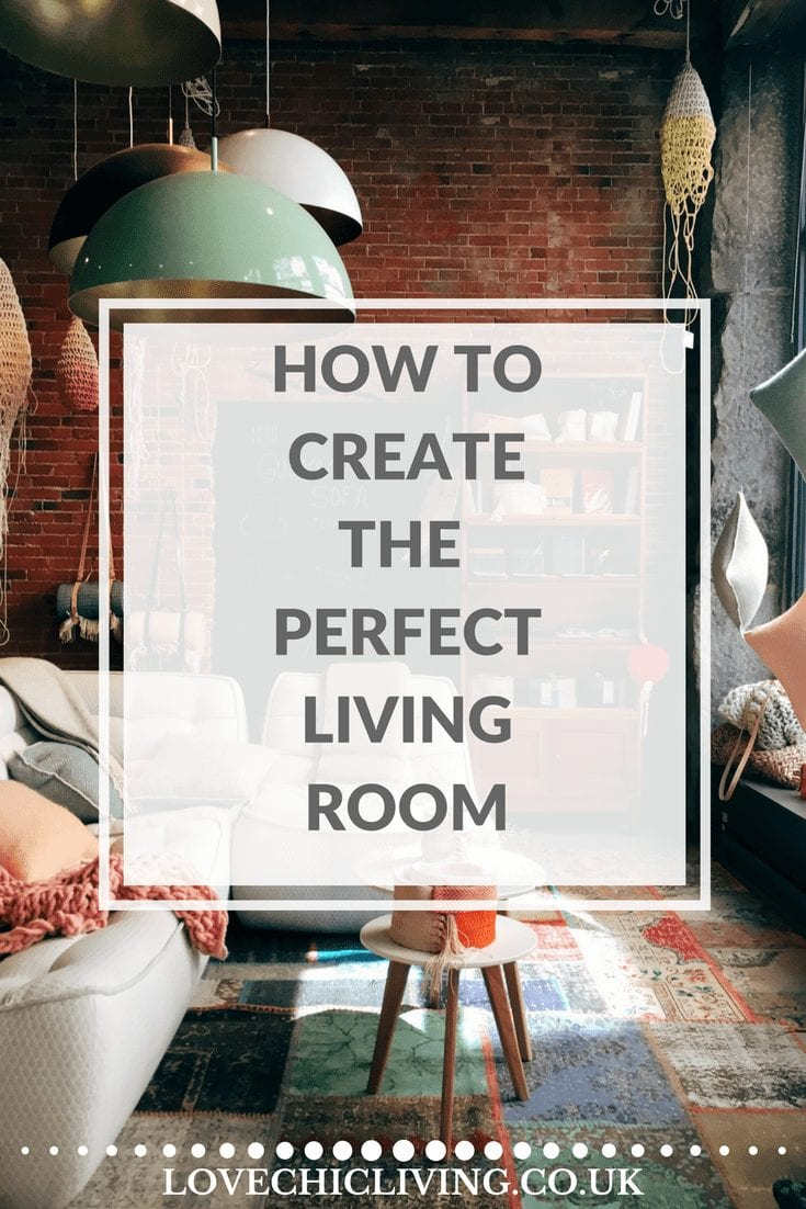 It's not easy to put together the ideal living room or lounge decor but these tips and tricks will help you get it right every time. Creating the perfect living room that you and your family will love, with ideas and inspirations from experts.