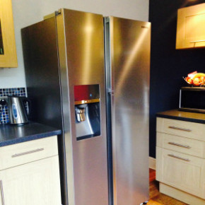 Samsung Food Showcase American Fridge Freezer: First Impressions