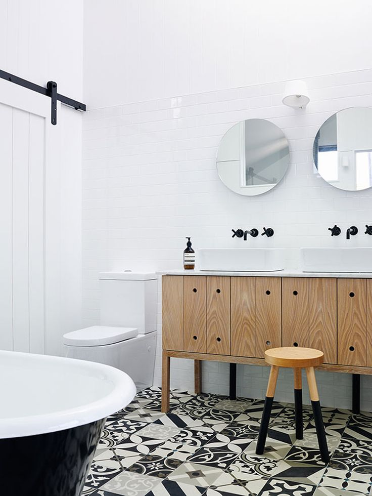 bathroom trends