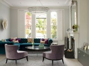 Bold and Bright: How to Make Jewel Colours Work in Your Home