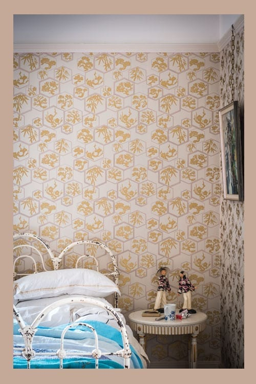 Wallpaper Wednesday Shouchikubai From Farrow And Ball
