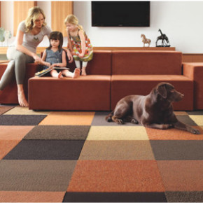 Commercial Flooring You Can Use at Home