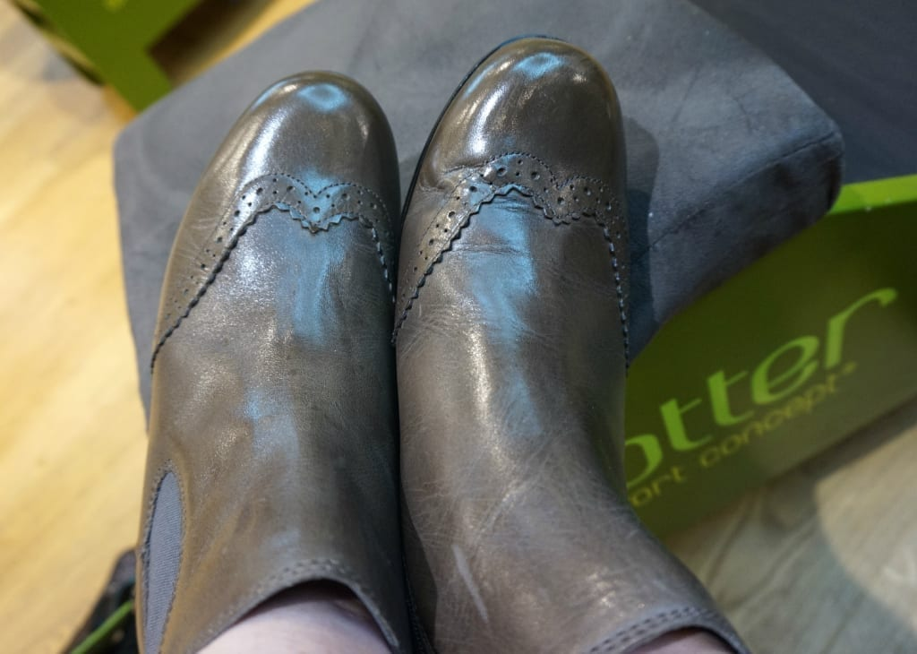 Hotter Shoes Shawbury Boots