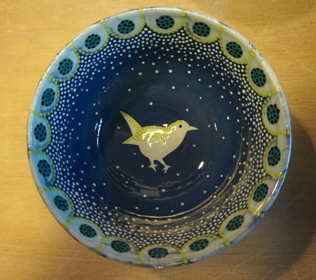 Katrin Moye bowl