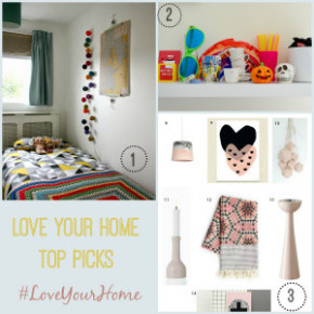 #LoveYourHome Linky for Bloggers 23rd October