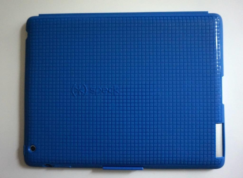 iPad Speck case