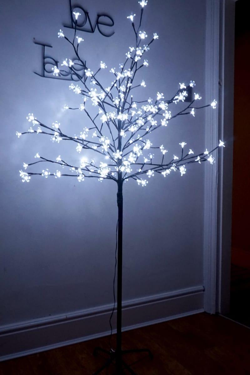 Blossom Christmas tree