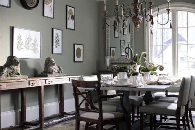 Traditional interior design is making a comeback