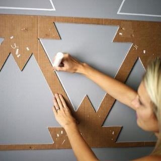 Pinterest: Creative Wall Displays
