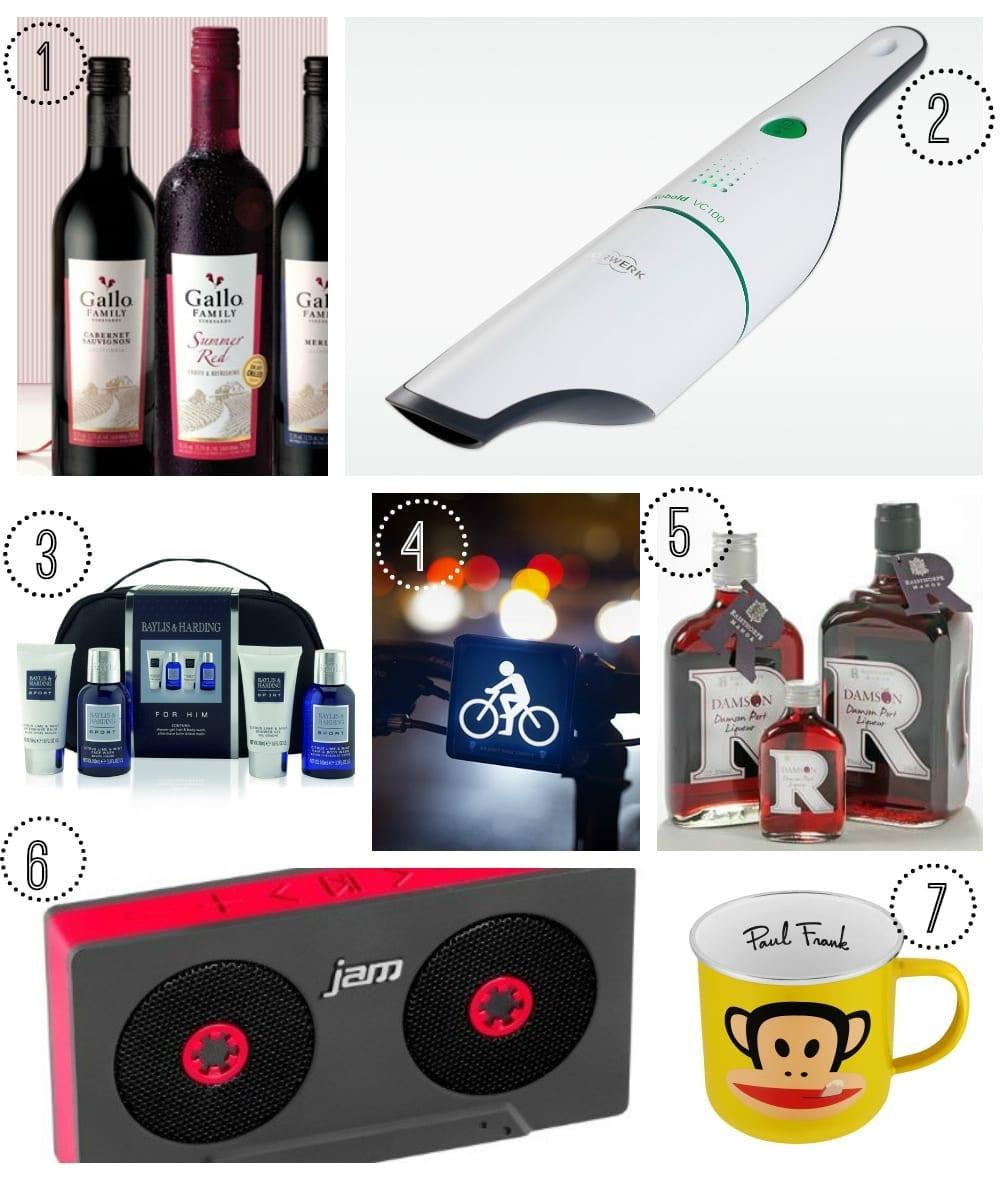 Mens Christmas Gift guide