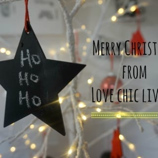 Blog Makeover: Merry Christmas