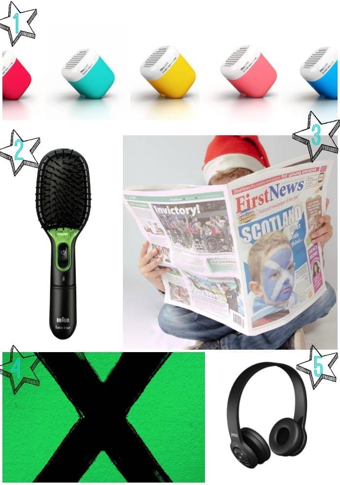 Tween Christmas gift ideas