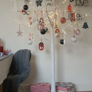 Create a Copenhagen Inspired Christmas Home