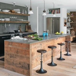 Kitchen archives page 4 of 7 love chic living - Bodegas rusticas caseras ...