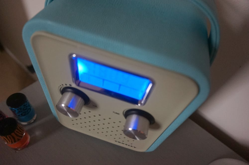 Crosley Songbird radio review