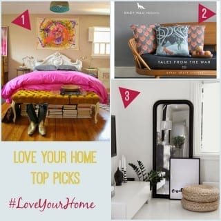 #LoveYourHome for Bloggers 22nd January