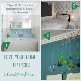 #LoveYourHome for Bloggers 29th January