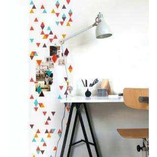 Wallpaper Wednesday: Magnetic Wallpaper