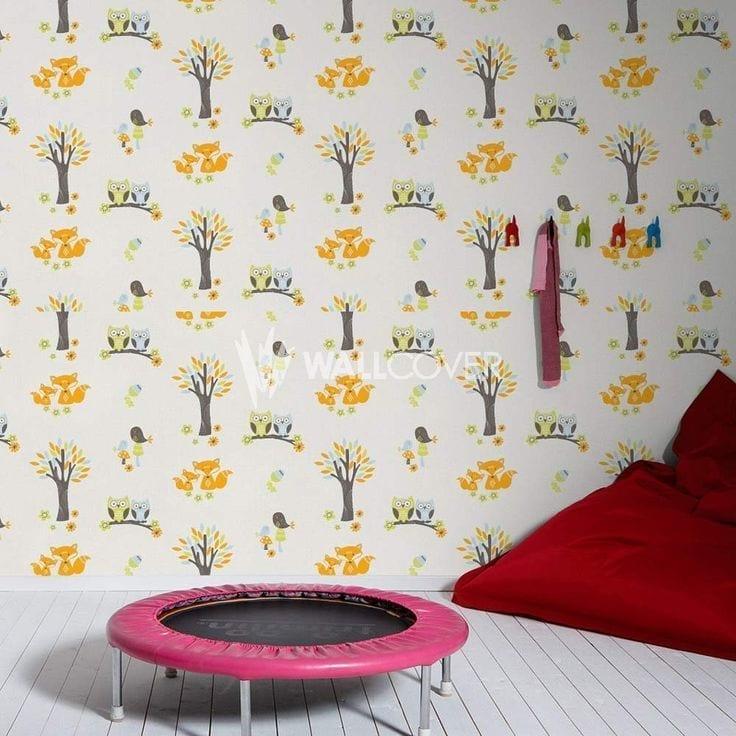 Esprit Kids Owl wallpaper