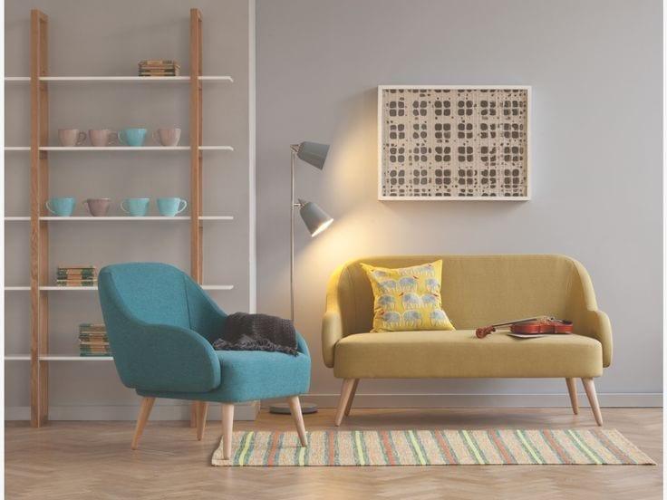 Habitat sofa styling